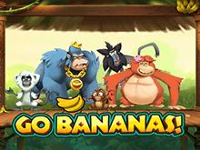 Игровой автомат Вперед Бананы
